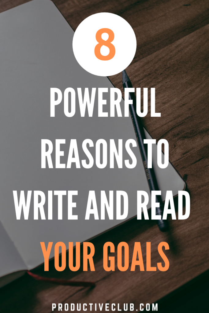 Goal setting motivation personal growth