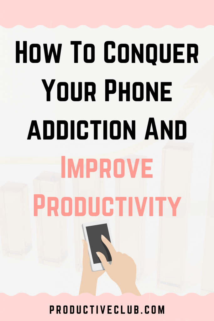 how to stop phone addiction