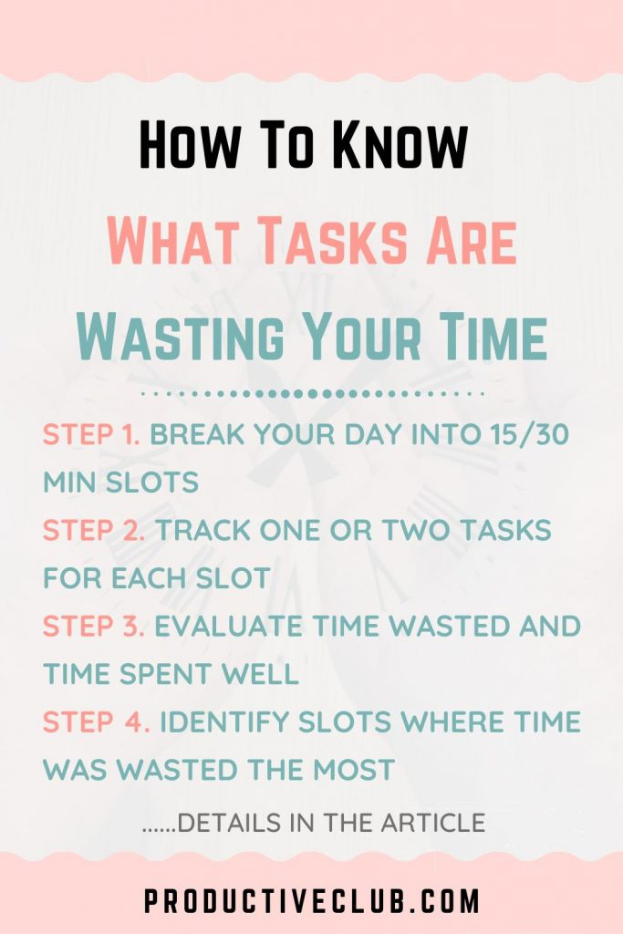 time management tips tracking