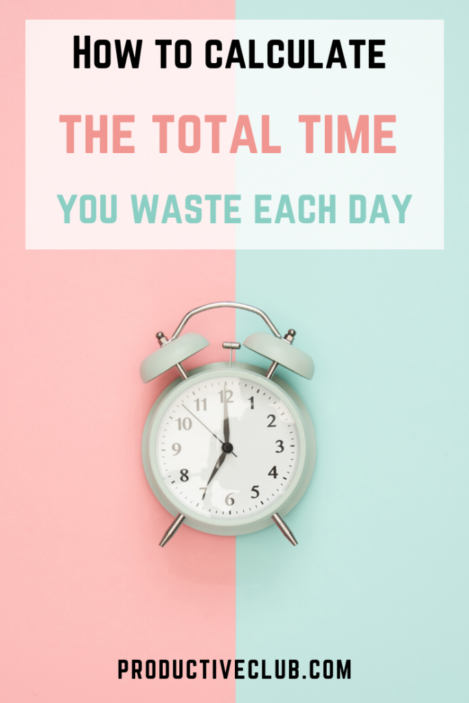 time wasters time management tips skills for work