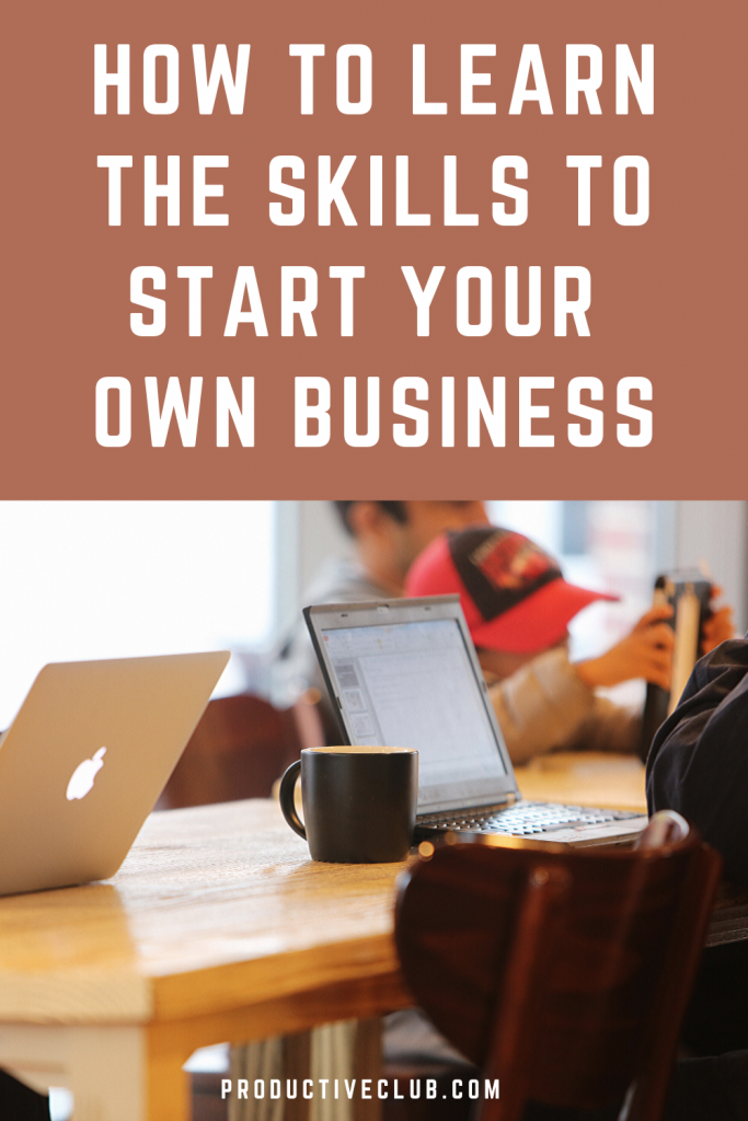 starting business - how to start your own start up business
