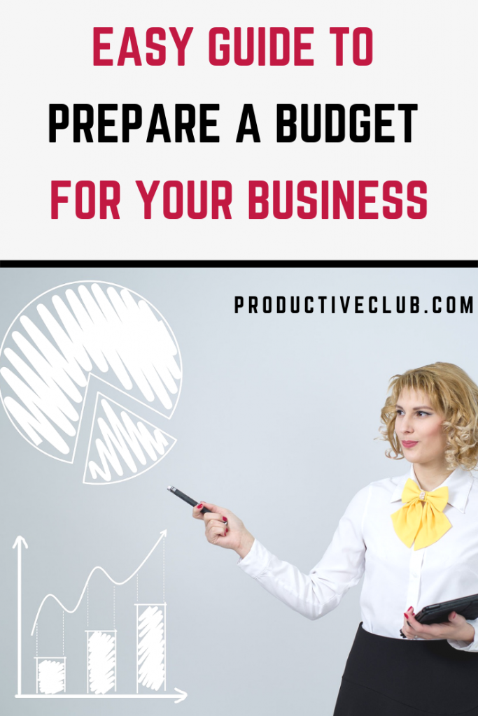Guide to prepare a budget for your business