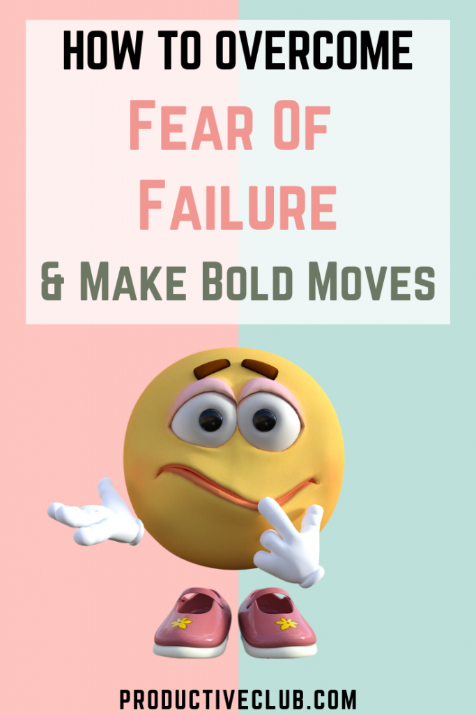 fear of failure mental health strength wellness