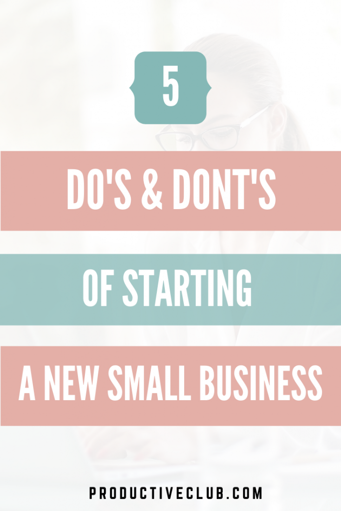 how to start your own business entrepreneur