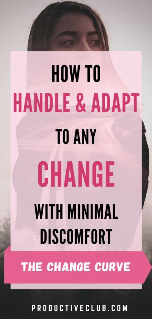 how to adapt to change self improvement