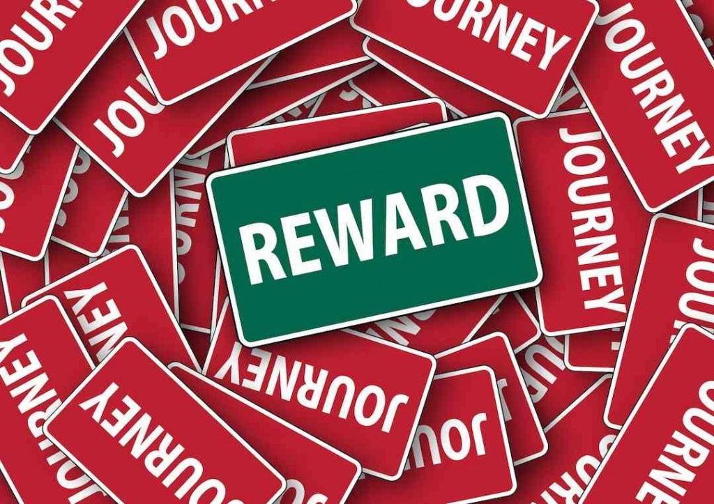 Personal reward system without money