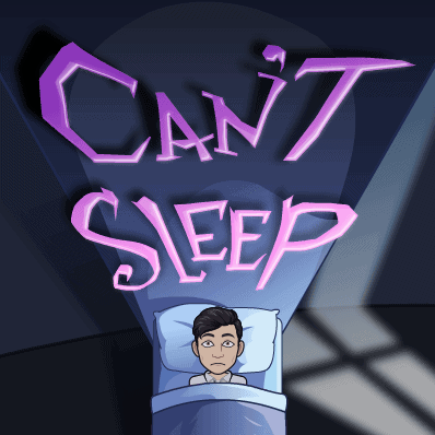 Cant sleep