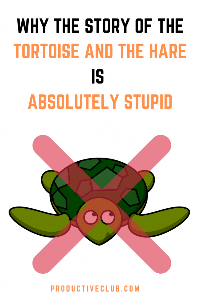 tortoise hare lesson aesops fable personal growth self improvement