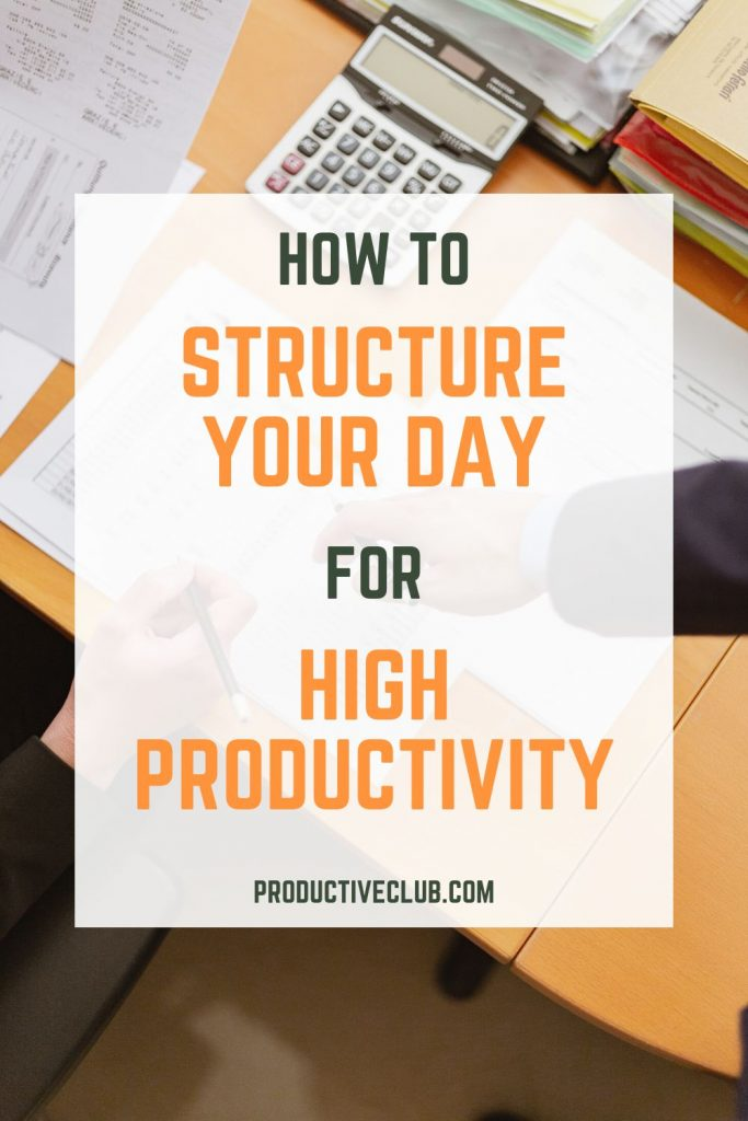 Productivity tips how to be more productive