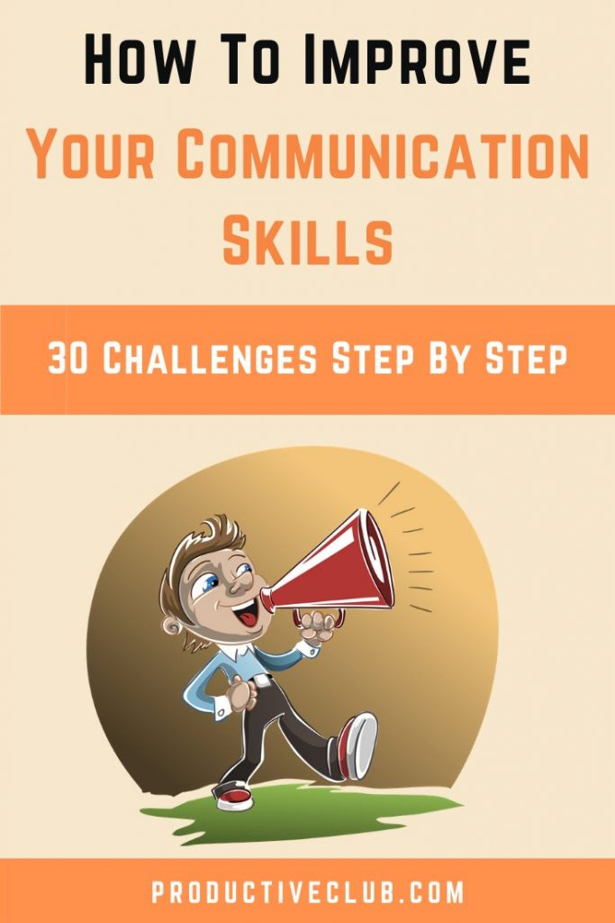 better communication skills tips activities