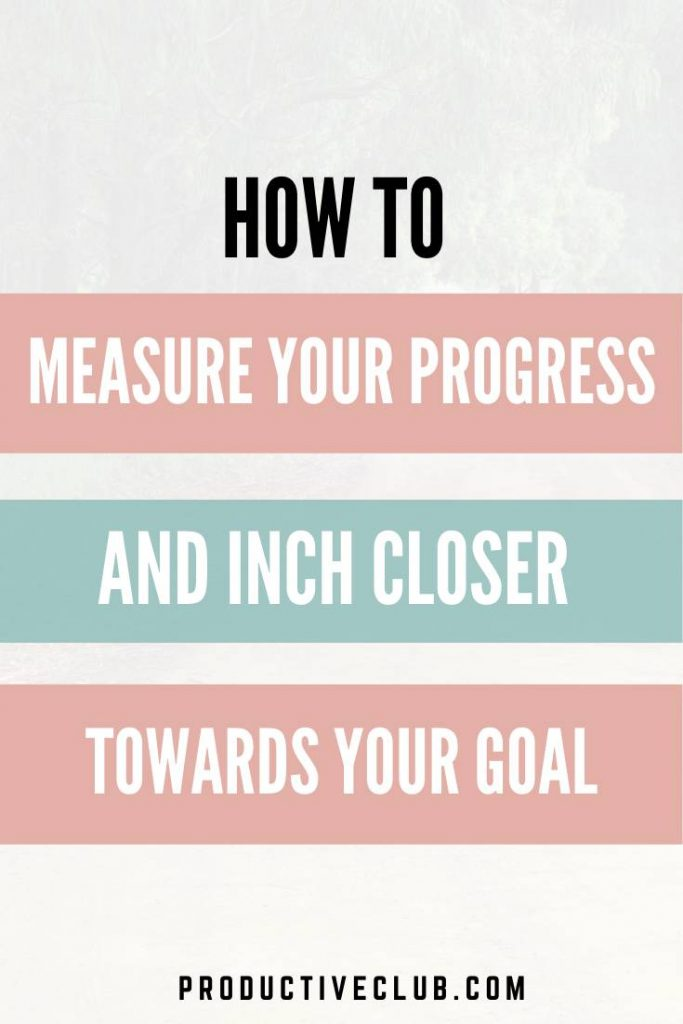 goal tips success
