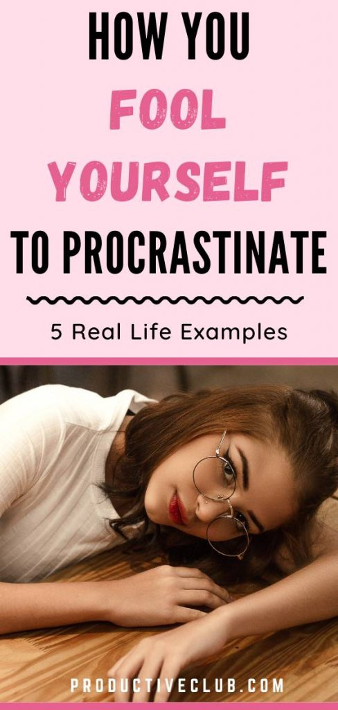 overcoming procrastination time management