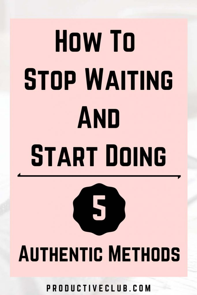 get things done time management